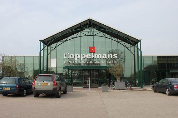 Coppelmans Veldhoven Sondervick Tuincentrum Coppelmans