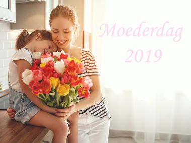 Tuincentrum vol Moederdagcadeaus