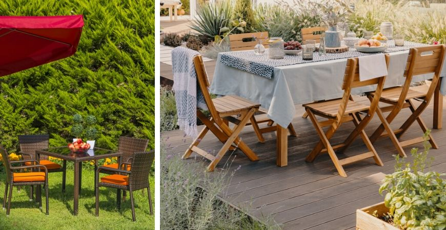 Tuincentrum Coppelmans | Tuinmeubelen | Dining meubelen | Dining sets