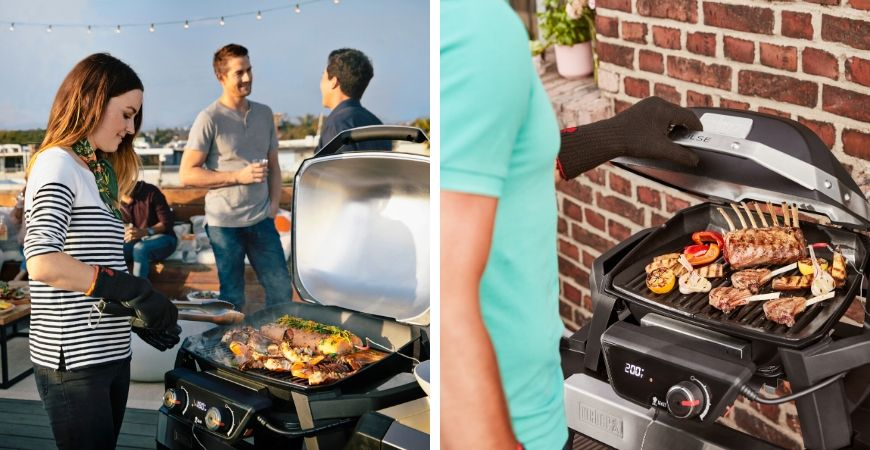 Tuincentrum Coppelmans | Elektrische barbecues | Weber