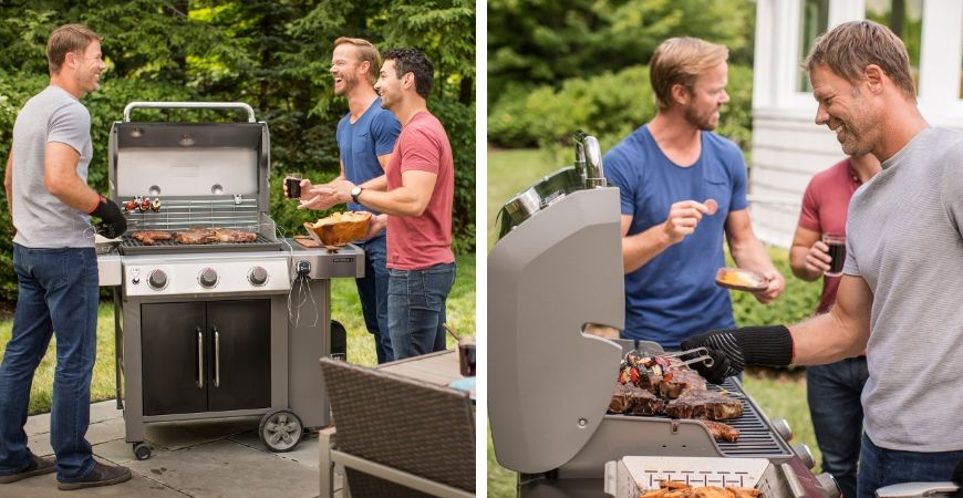 Tuincentrum Coppelmans | Gasbarbecues | Weber