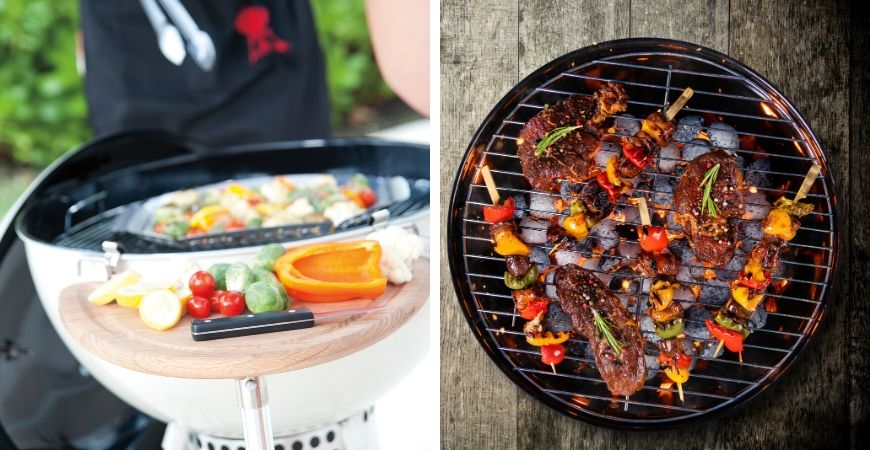Tuincentrum Coppelmans | Houtskool barbecues | Weber