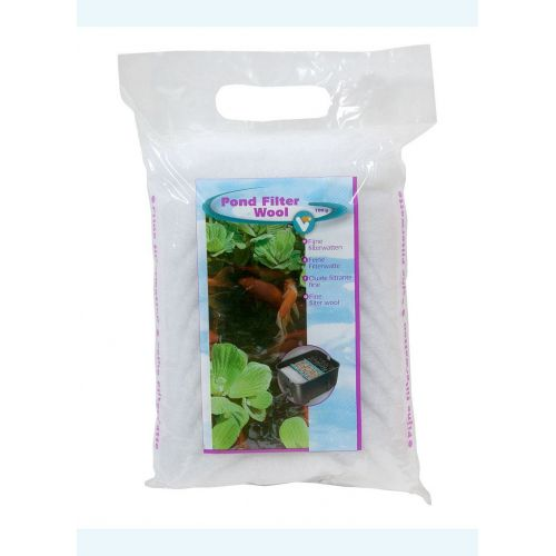 VT Pond Filter Wool White 100 g