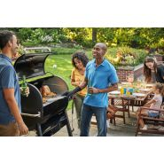 Weber® SmokeFire EX6 GBS Wood Fired Pelletbarbecue - afbeelding 3
