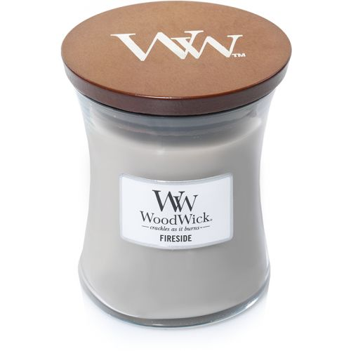 Woodwick Fireside Medium Candle