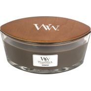 Woodwick Oudwood Ellipse Candle - afbeelding 1