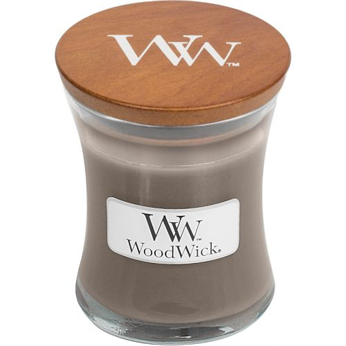 Woodwick Oudwood Mini Candle - afbeelding 1